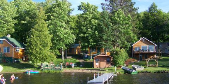 SUNSET LAKE CABINS CABIN RENTALS